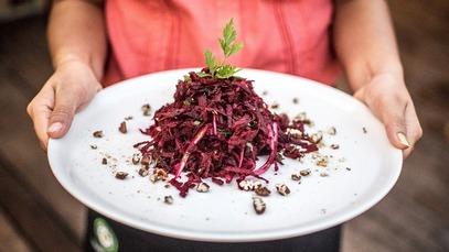 Healthy Beet salad