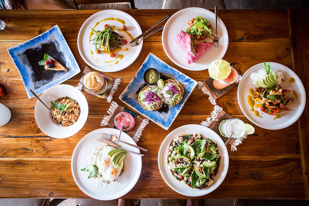 Brunch Table | Housemade | Present Moment Retreat | Boutique Hotel _ Spa Resort _ Yoga Retreat _ Restaurant _ Playa Troncones Mexico