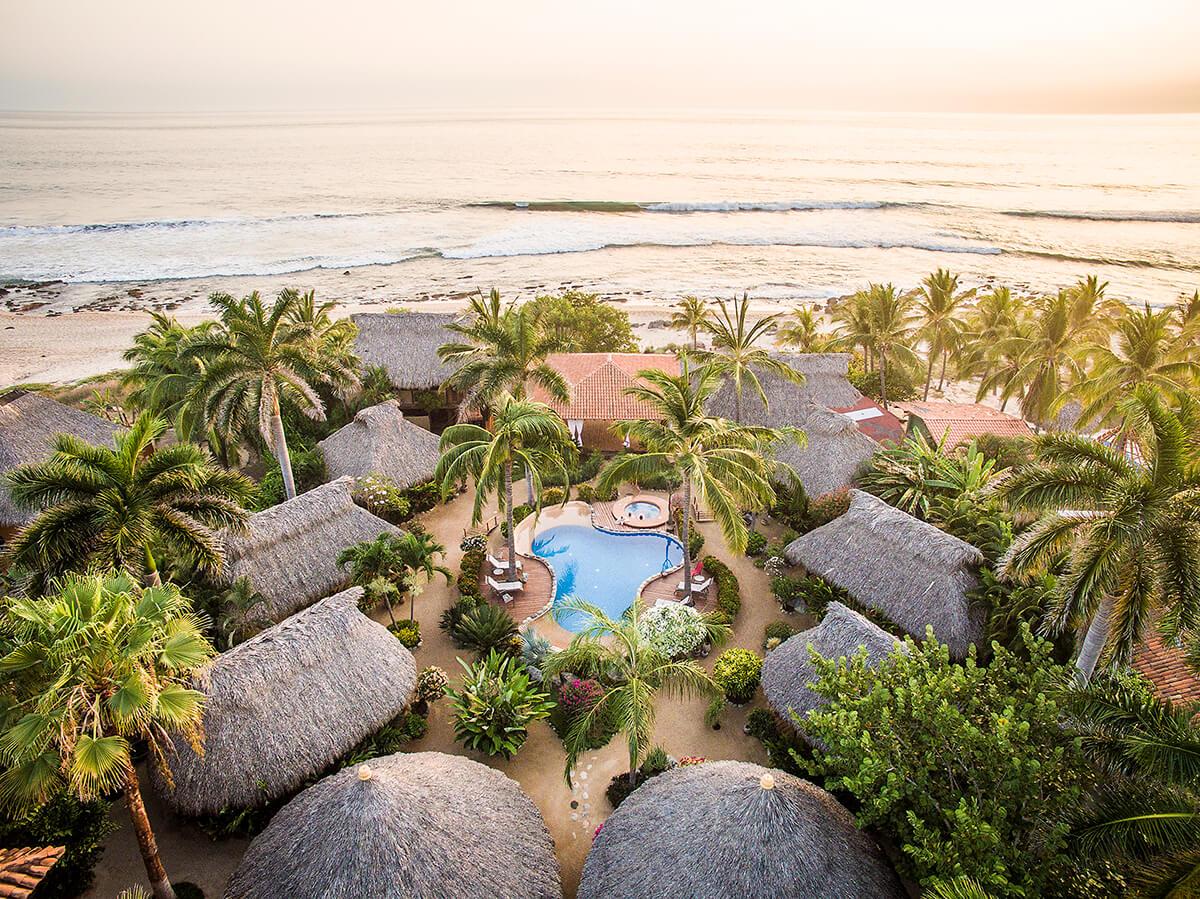 Present Moment Retreat Mexico Beach Yoga Hotel Spa